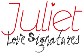Juliet Love Signatures